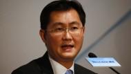 Chinas großer Wohltäter - Tencent-Gründer Ma Huateng.