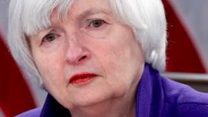 Moderate Erhöhung der Zinsen in Amerika womöglich nötig
