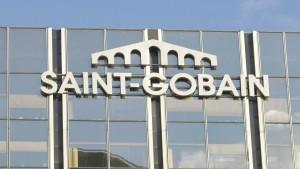 Saint-Gobain kämpft mit schwachem Geschäft in der Heimat
