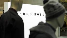 Insiderverdacht um Boss-Aktien