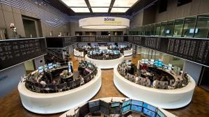 Jamaika-Jammer lähmt Börse nur kurz