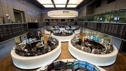 Die Börsen zucken nur kurz