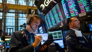Anleger müssen Geduld haben