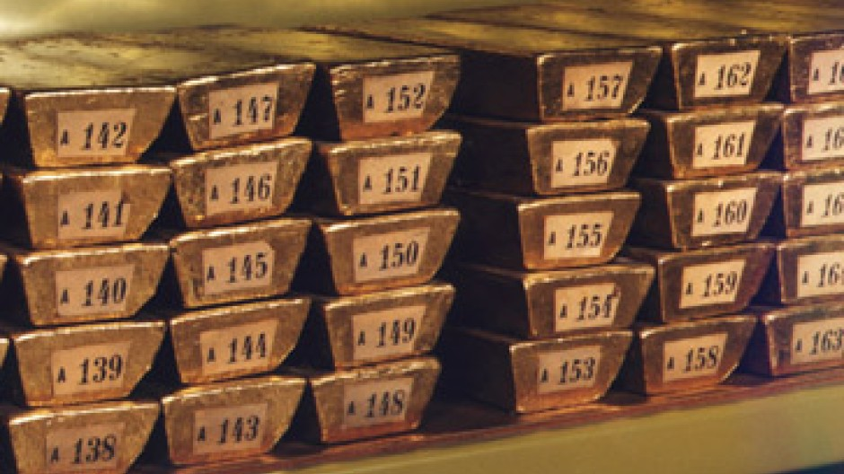 Verstärkt bei Anlegern gefragt: Gold
