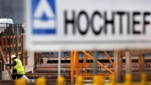 Hochtief will Leighton-Anteil für 755 Millionen Euro ausbauen
