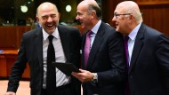 Der EU-Ministerrat tagt