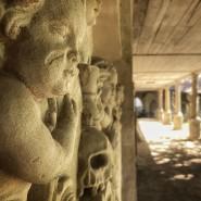 Die Anlage spiegelt die Begräbniskultur aus vier Jahrhunderten.
