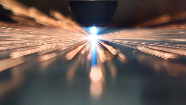 Laser soll Börsenhandel noch schneller machen