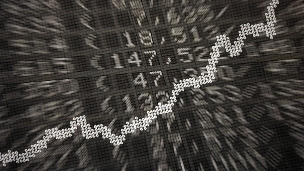 Börse zwischen Konjunktursorgen und Geldschwemme