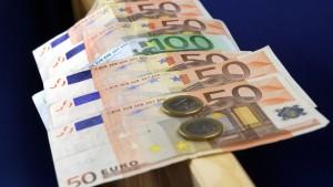 Zinsen für Sparer sinken nach EZB-Entscheid weiter