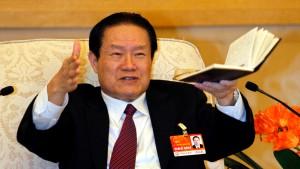 Chinas Ermittler stellen 11 Milliarden Euro sicher
