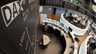 Sorge um Griechenland und Spanien schwächen Dax