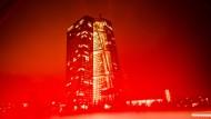 Manche sehen rot: Das Gebäude der Europäischen Zentralbank.