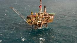 Ölpreis fällt deutlich