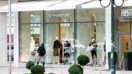 Seit Mittwoch pleite: Der Modehersteller Strenesse