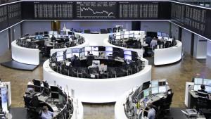 Kampfjet-Abschuss verunsichert Europa-Anleger