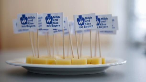 Butter, Käse und handgeschriebene Kladden