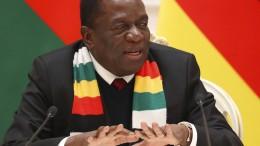 Notenbank von Simbabwe gibt Dollar-Bindung auf
