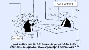 Bankkunden erliegen der Vertrauensillusion