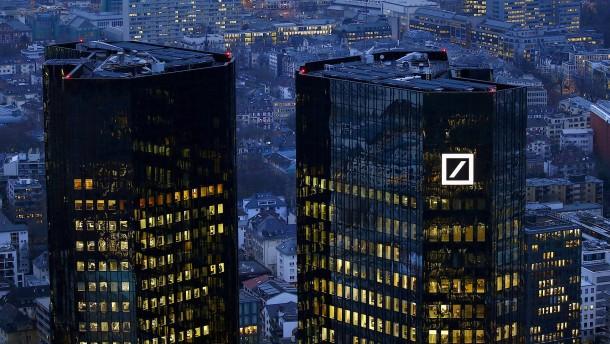 Deutsche Bank muss Bußgeld wegen Ad-hoc-Verstößen zahlen