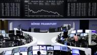 Globale Wirtschaftssorgen drücken Dax ins Minus