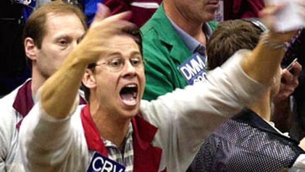 Worldcom beunruhigt die Börsen