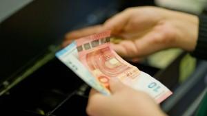 Die deutsche Liebe zum Bargeld