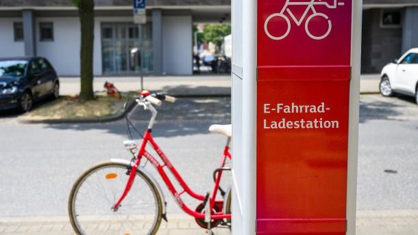 Fahrräder und Fahrradteile an die Börse