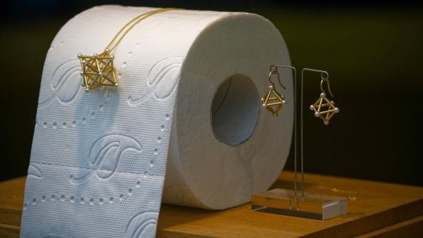 Die Preise für Toilettenpapier steigen wieder