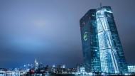 Die EZB tagt