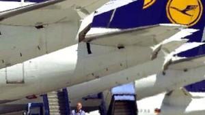 Kein Handlungsbedarf bei Lufthansa