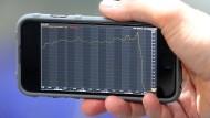 Dax geht fast 7 Prozent tiefer aus dem Handel