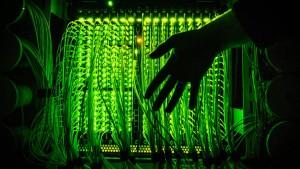 Versteigerung von Breitband-Frequenzen