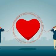 Wo die Liebe hinfällt