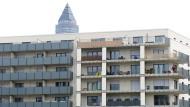 Mehr Baugenehmigungen für Wohnungen