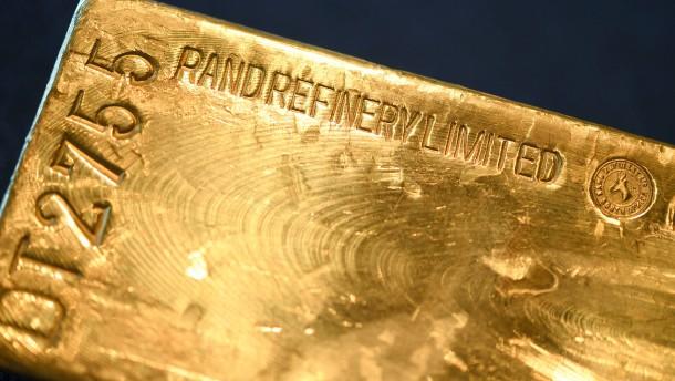 Commerzbank blickt skeptischer auf Gold