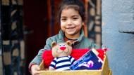 Weihnachten im Schuhkarton fehlen Geldspenden