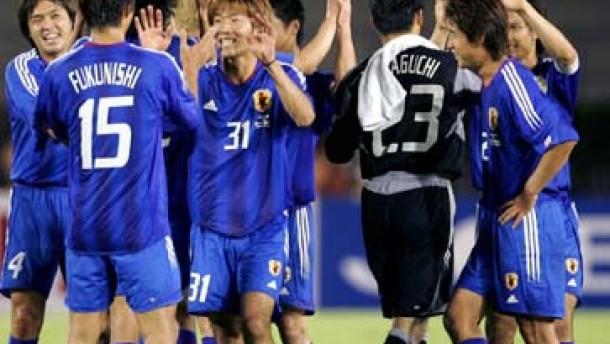Börse Tokio: Jubel über WM-Qualifikation