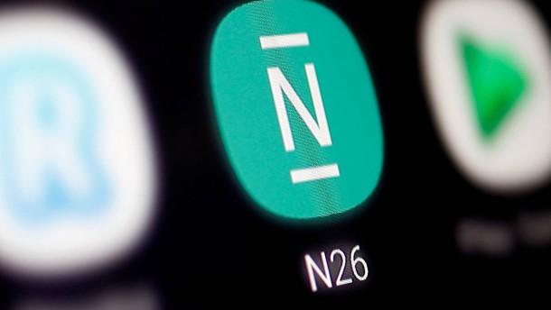 Digitalbank N26 gebärdet sich wie eine Sparkasse