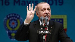 Erdogan fordert komplette Erneuerung der Notenbank