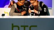 Das Interesse an Smartphones von HTC war in jüngster Zeit nicht sehr ausgeprägt.