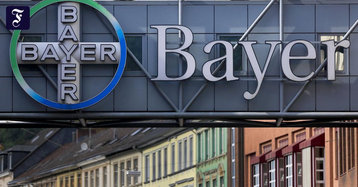 Wie Steht Die Bayer Aktie