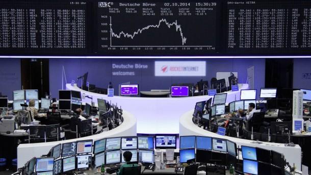 Börsianer von Draghi enttäuscht