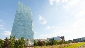 EZB plant Paket gegen Wirtschaftsschwäche