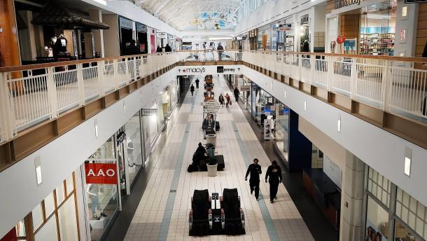 Killt Amazon die Shopping Mall?