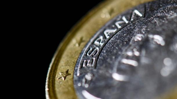 Der Euro schlägt sich in der Corona-Krise wacker