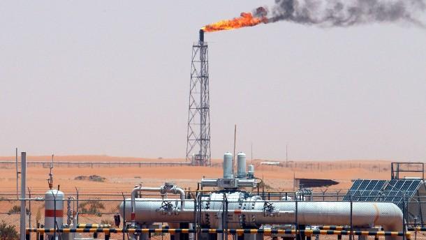 Ölpreis steigt auf Vierwochenhoch