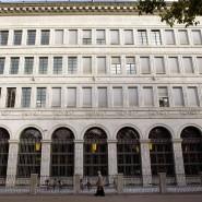 Die Schweizer Notenbank in Zürich