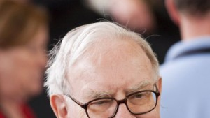 Buffett-Aktie erstmals wieder über 100 000 Dollar