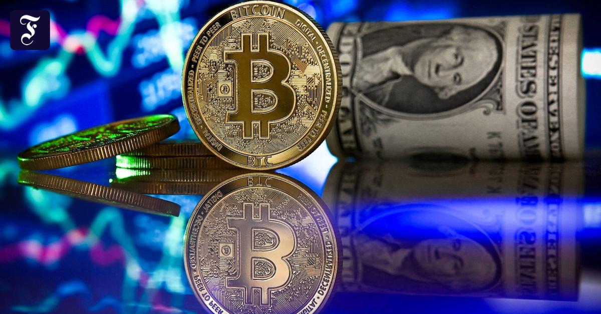 Der Trick mit den Bitcoin-Münzen aus Silber - FAZ - Frankfurter Allgemeine Zeitung